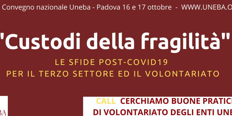convegno uneba 2020 Padova