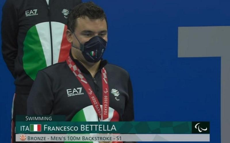 Francesco Bettella Tokio 2020
