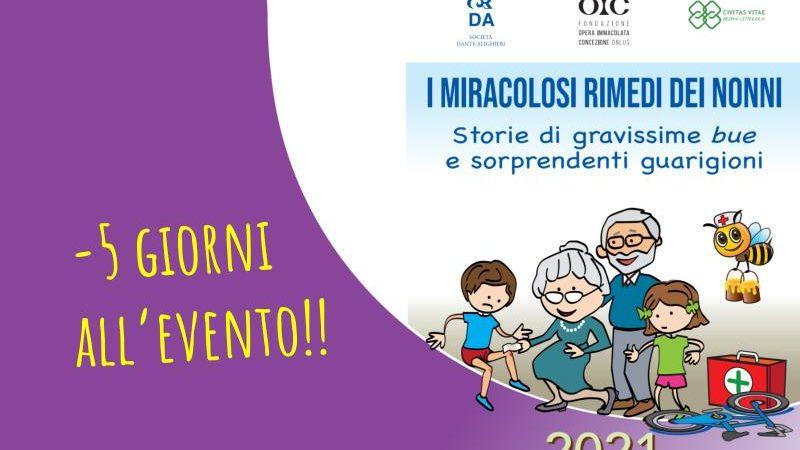 countdown Premio CV 2021