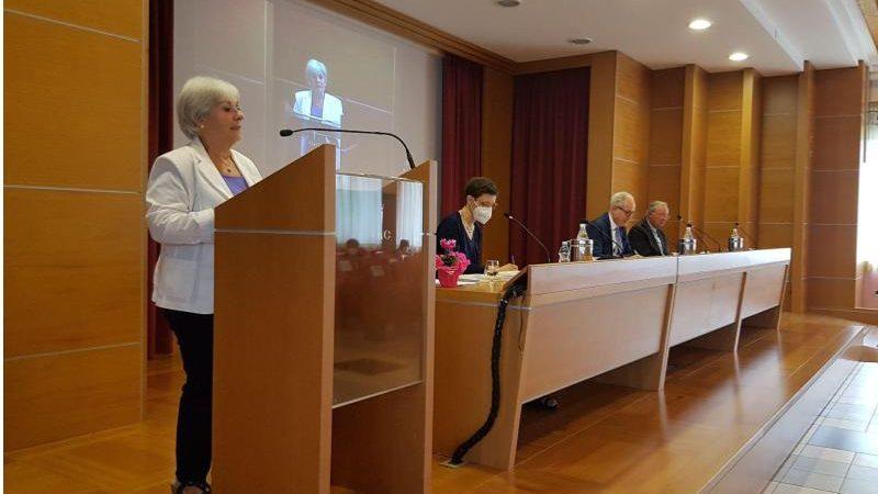 Iolanda Gentile in riunione Vada 18 settembre 2021